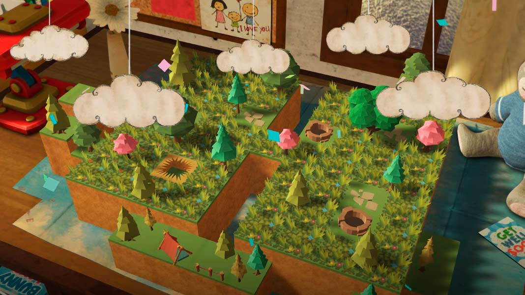 Скачать Evergrow: Paper Forest на Android iOS