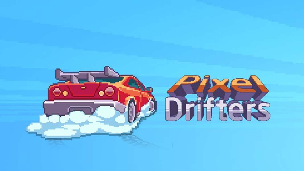 Скачать Pixel Drifters на iOS Android