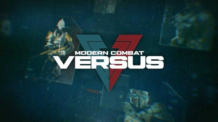 Первый тизер Modern Combat Versus