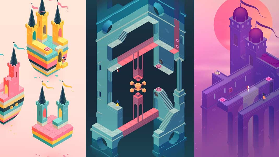 скачать Monument Valley 2 на Android ios