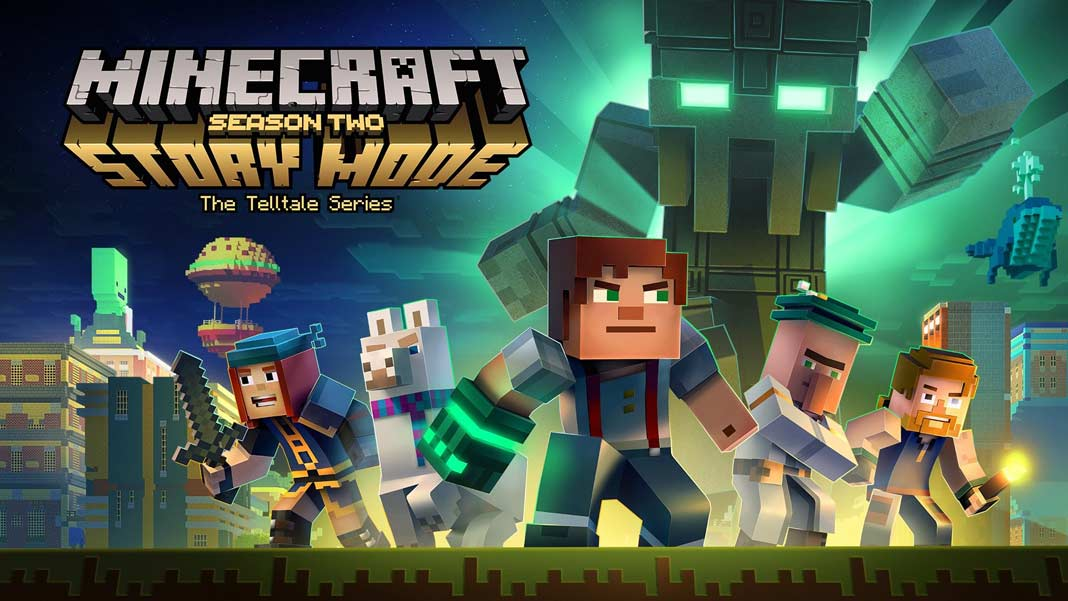 Скачать Minecraft: Story Mode - Season Two на Android iOS