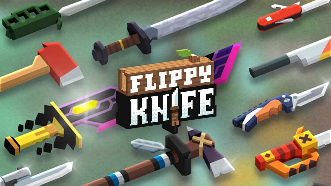 Скачать Flippy Knife на Android iOS
