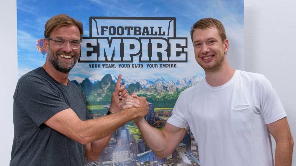 Football Empire Juergen Klopp