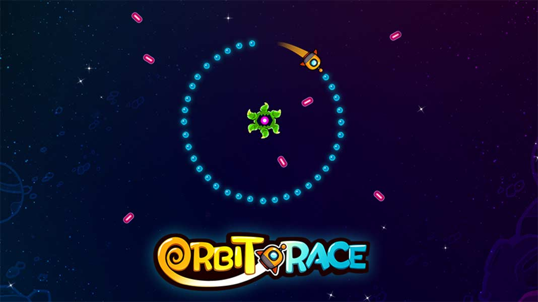 Скачать The Orbit Race на Android iOS