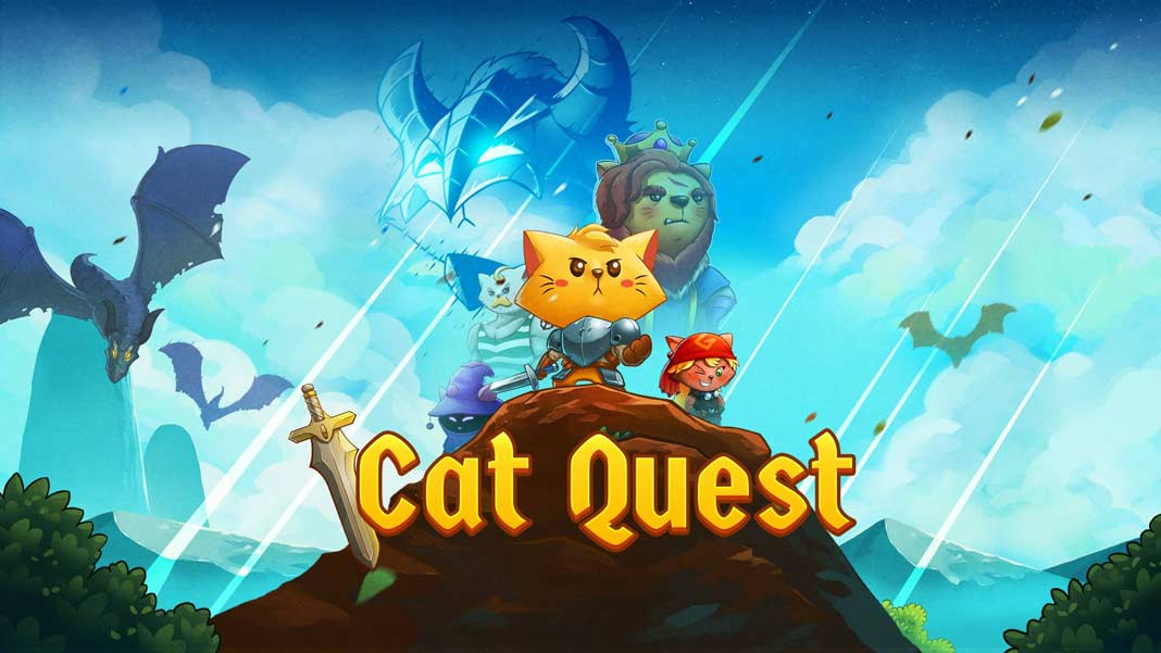 Скачать Cat Quest на Android iOS