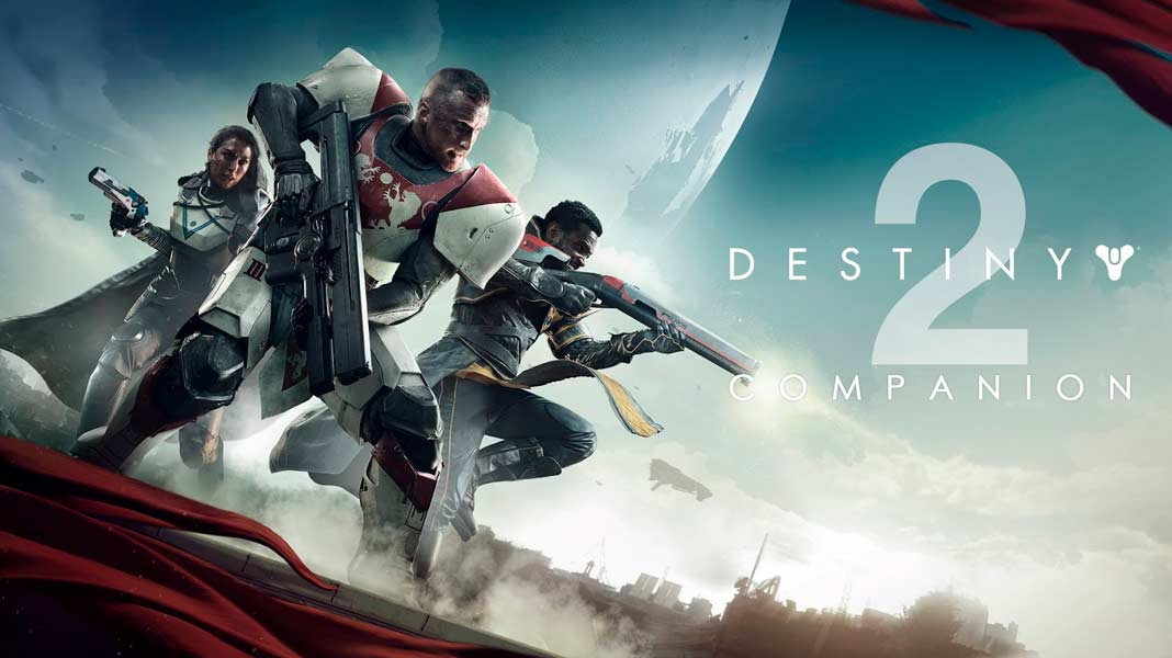 Скачать Destiny 2 Companion на Android iOS