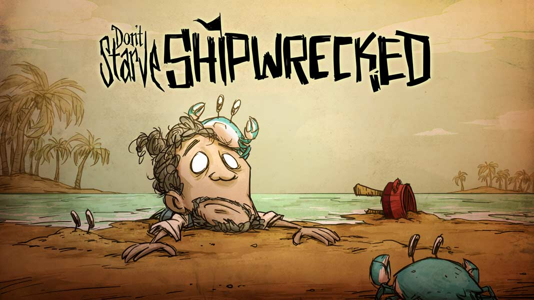 Скачать Don't Starve: Shipwrecked на Android iOS