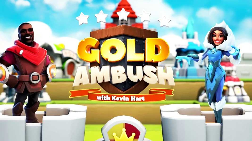 Скачать Gold Ambush на Android iOS