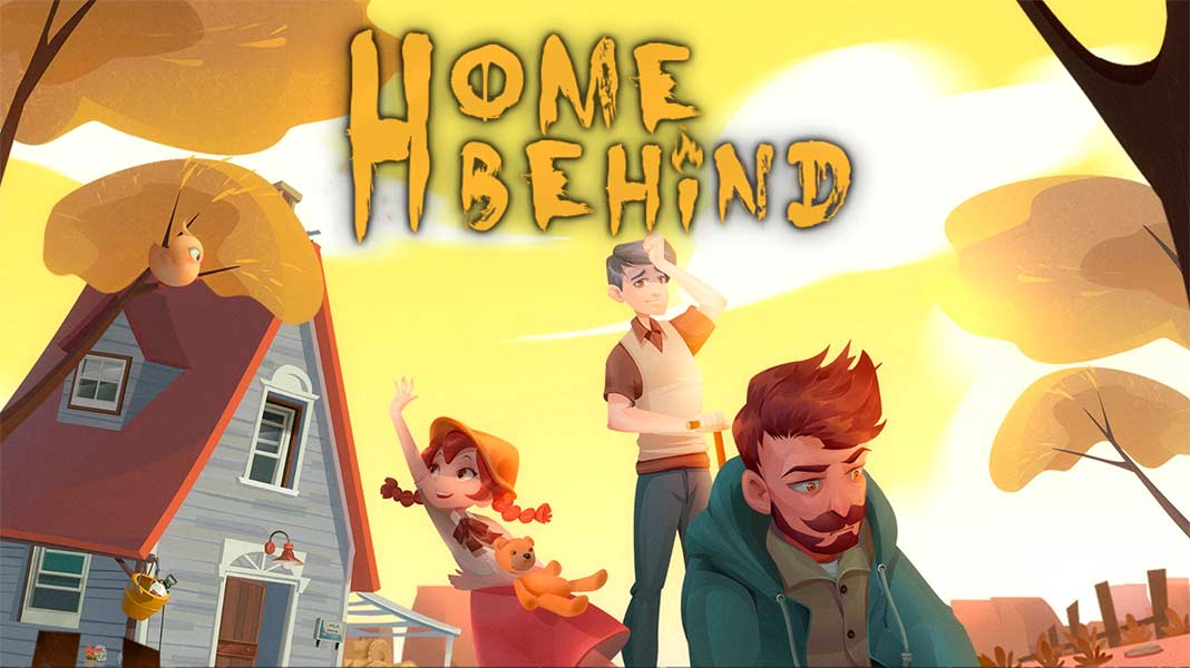 Скачать Home Behind на Android iOS