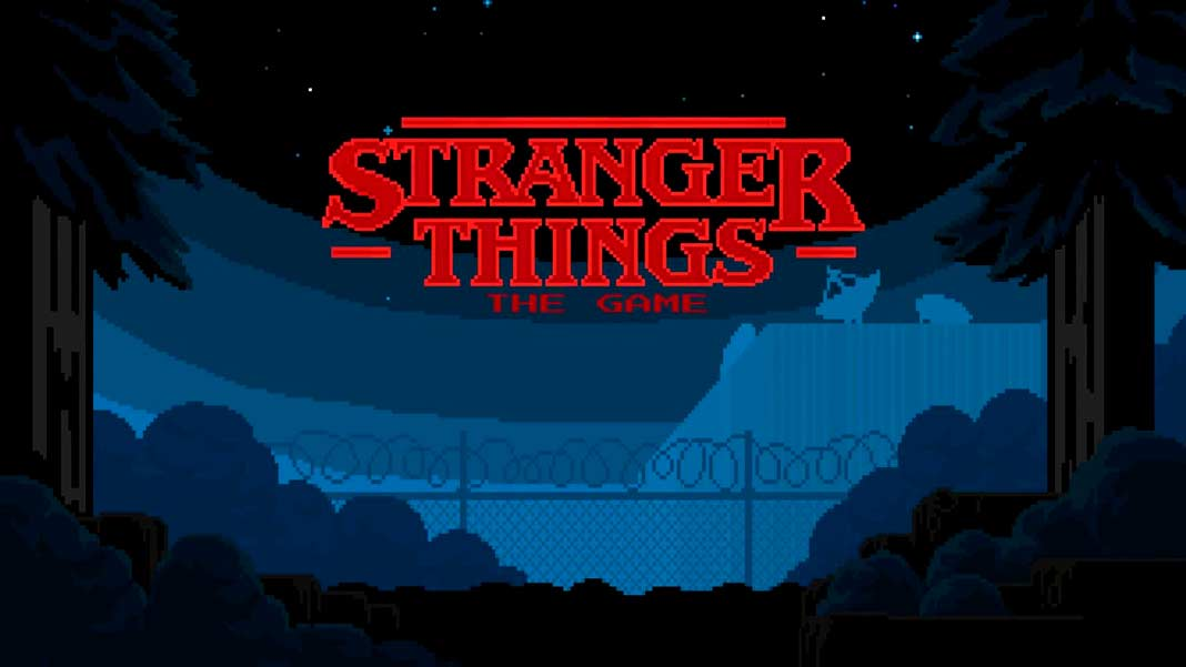 Скачать Stranger Things: The Game на Android iOS