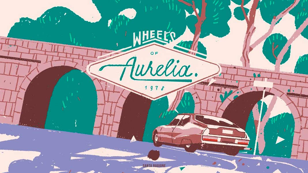 Скачать Wheels of Aurelia на iOS Android