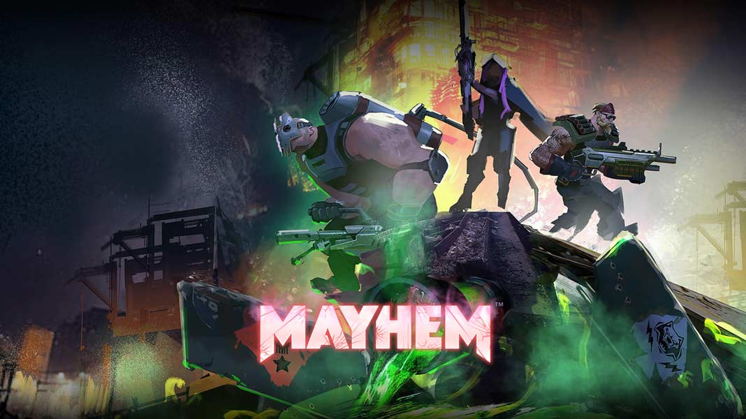 Скачать Mayhem на Android iOS