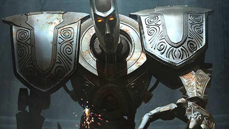 """""""Возвращение в Заводной город"""" для The Elder Scrolls: Legends"""