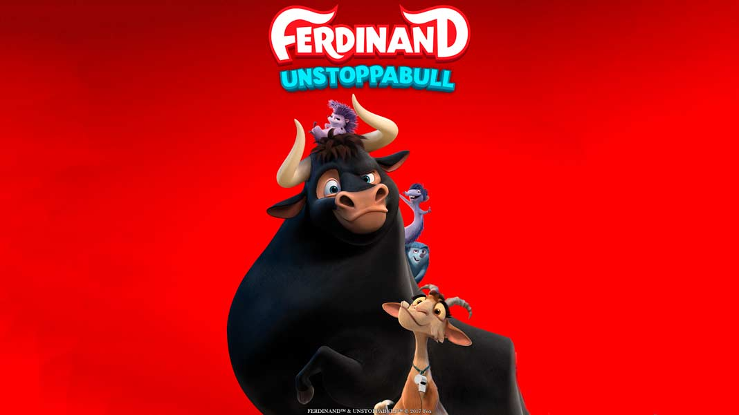 Скачать Ferdinand: Unstoppabull на Android iOS