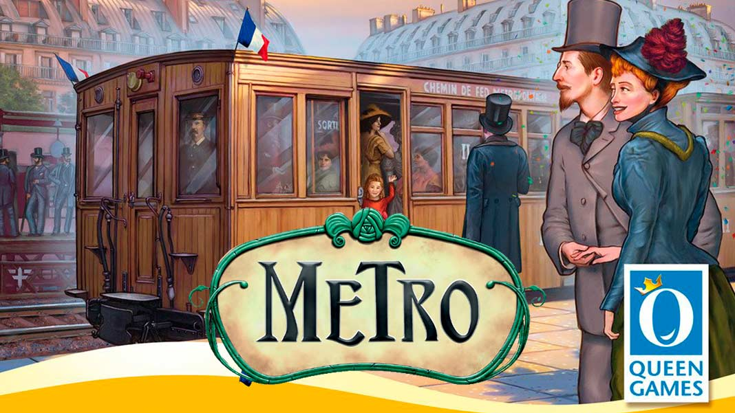 Скачать Metro - The Board Game на Android iOS