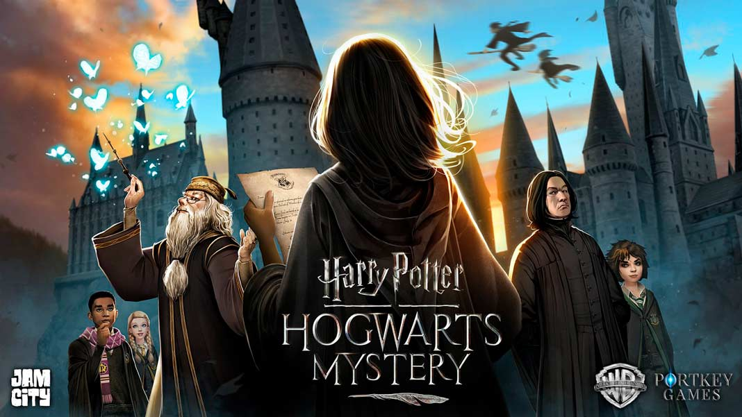 Скачать Harry Potter: Hogwarts Mystery на Android iOS