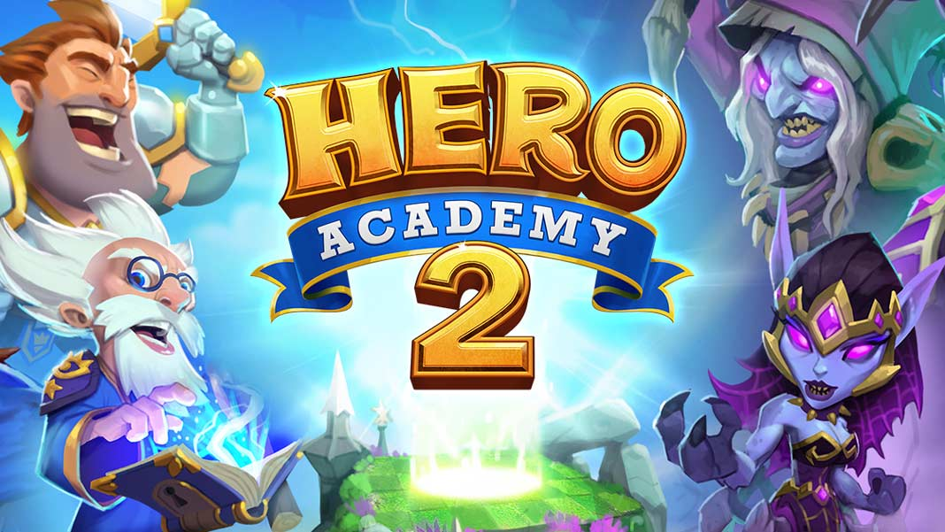 Скачать Hero Academy 2 на Android iOS