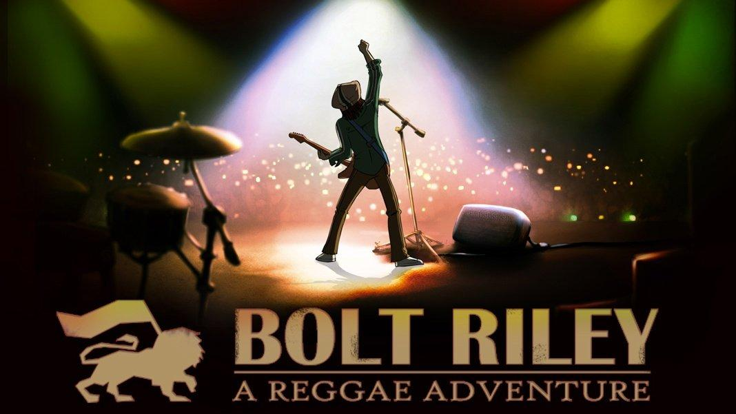 Скачать Bolt Riley: A Reggae Adventure на Android iOS