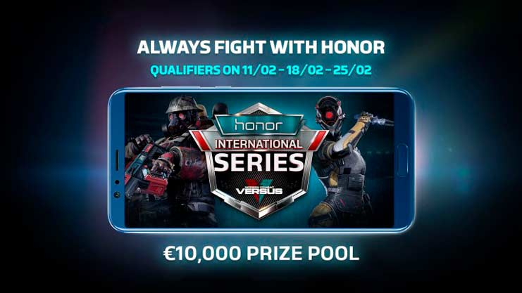 HONOR MCVS International Series