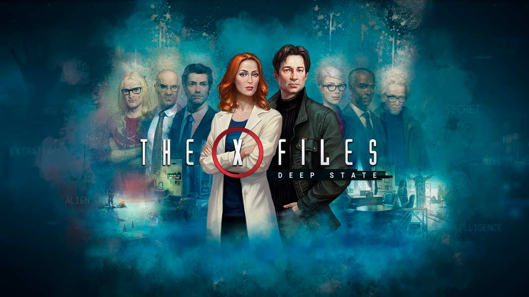 Скачать The X-Files: Deep State на Android iOS