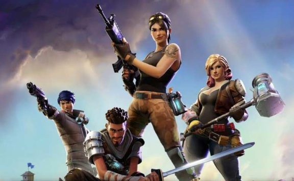 Скачать Fortnite Battle Royale на iOS Android