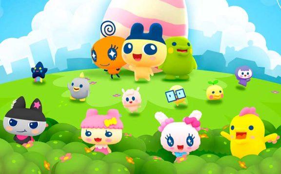 Скачать My Tamagotchi Forever на Android iOS