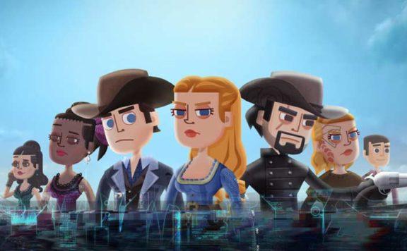 Westworld мобильная игра