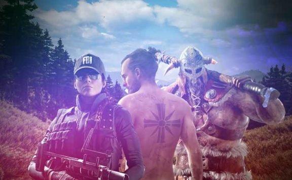Tencent планирует выпустить некоторые тайтлы Ubisoft на мобильные платформы