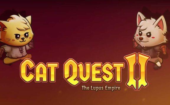 Скачать Cat Quest II на Android iOS