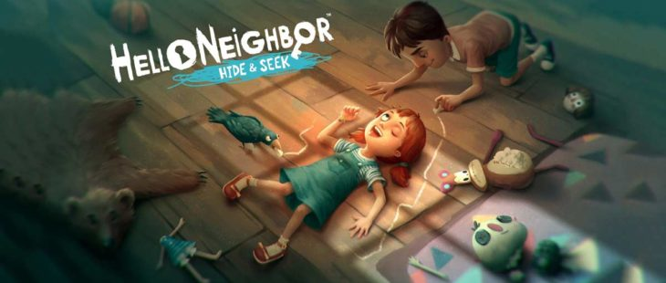 Скачать Hello Neighbor: Hide and Seek на Android iOS
