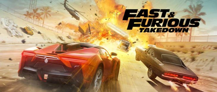Скачать Fast & Furious Takedown на Android iOS