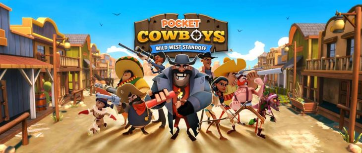 Скачать Pocket Cowboys на Android iOS