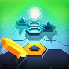 Скачать Hexaflip: The Action Puzzler на iOS Android