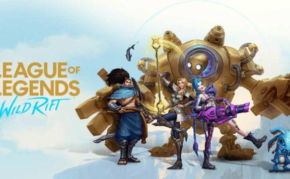 Скачать League of Legends: Wild Rift на Android iOS