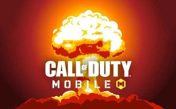 Ядерный взрыв в Call of Duty: Mobile